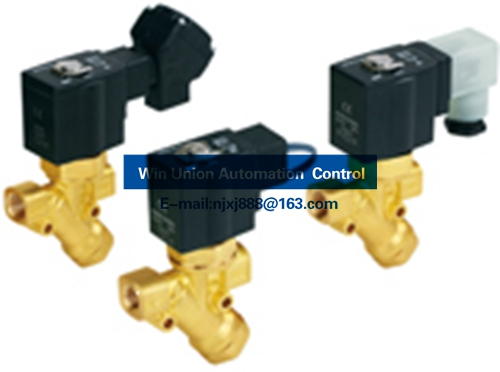 SMC 2 Port Solenoid Valve (2 Way Valve) with Built-in Y-strainer VXK