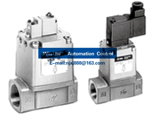 SMC Process Valve/2 Port Valve (2 Way Valve) for Fluid Control VNB